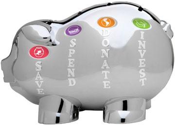 Money Savvy Pig - PLATINUM – USA Version